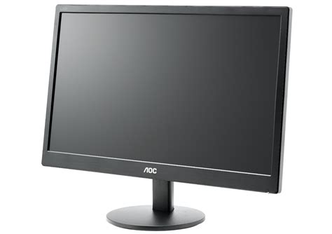Aoc Monitor 18 5 aoc monitor led 18 5 e970swn dvi mm 1366x768 monitores