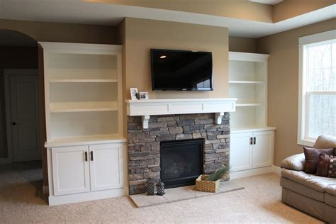built in shelves and cabinets bookcases around fireplace design innovation yvotube com