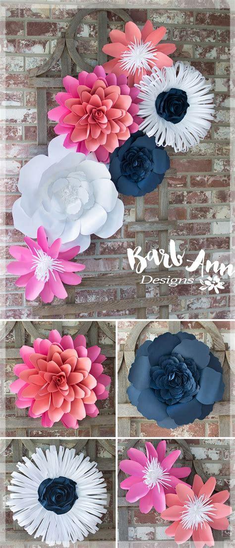 ideas  flower wall decor  pinterest diy