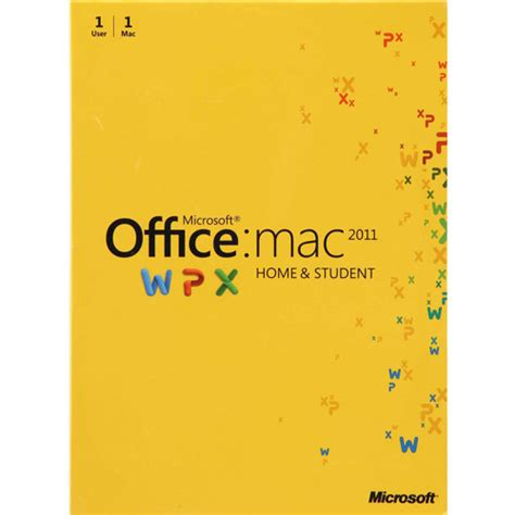 Microsoft Office For Mac Home Student microsoft office for mac home and student 2011 mac digital code walmart