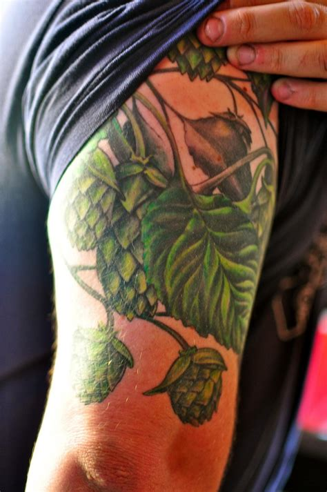 tattoos in seattle 14 best hops images on hop drawings