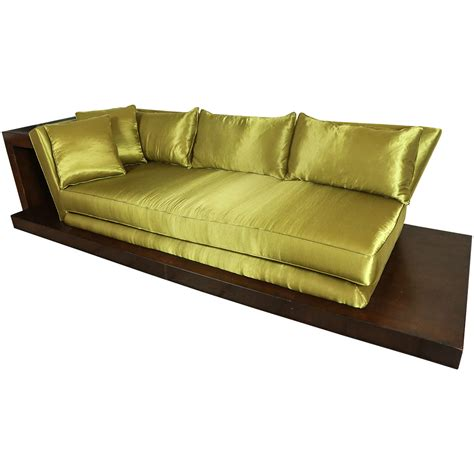 opium couch fabulous and important quot opium den quot sofa by james mont at