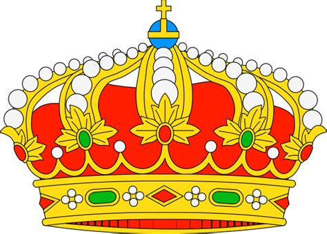 imagenes en png de coronas file corona reial svg wikimedia commons