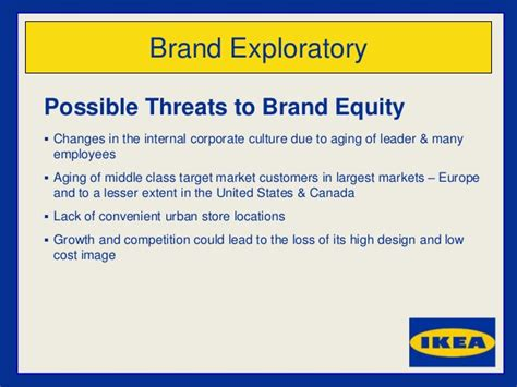 Mba In Brand Management Canada by Ikea Mba Brand Marketing Study
