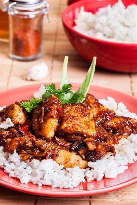cuisine chinoise porc porc 224 la sauce aigre douce un grand classique de la