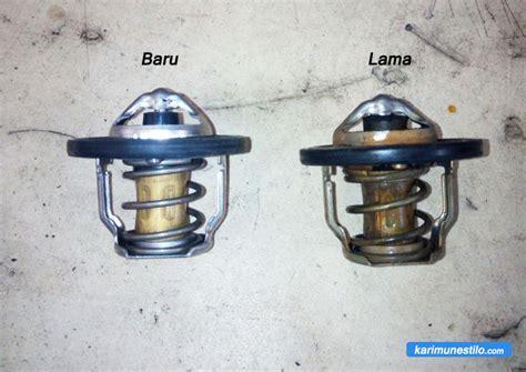 Thermostat Karimun Estilo fungsi dan cara kerja thermostat di mesin mobil
