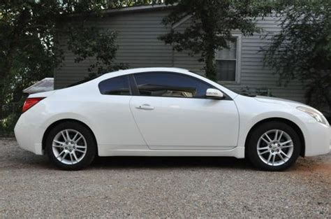 purchase used 2008 nissan altima se coupe 2 door 3 5l in