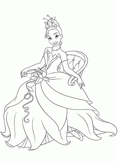 princess and the frog coloring pages coloringpagesabc com