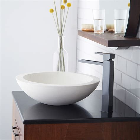 contemporary bathroom sink eco conscious artisan crafted sinks sparkle with