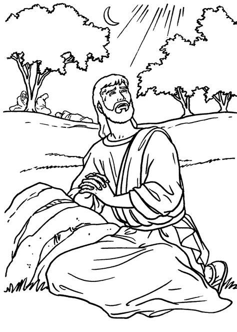 Desenhos Bíblicos para Colorir e Imprimir | Toda Atual