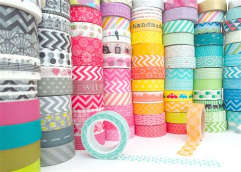 washing tape washi tape crafts spotlight on pagazzi blog pagazzi blog