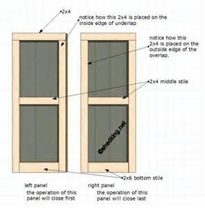 Build An Exterior Door Best 25 Shed Doors Ideas On Pallet Door Barn Doors And Sheds