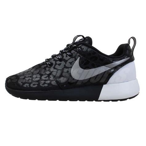 leopard running shoes nike nike wmns rosherun roshe run prm premium leopard nsw