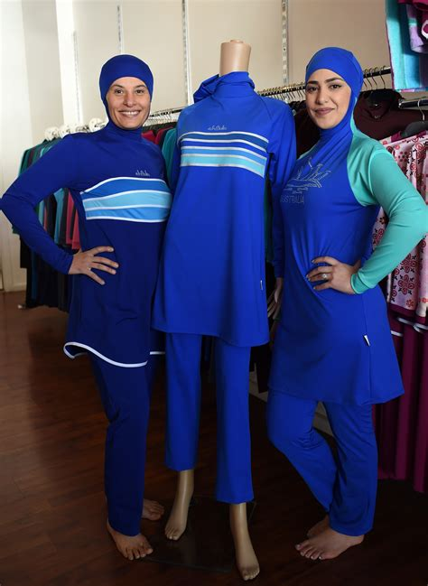 algerian offers  pay fines  women wearing burkinis
