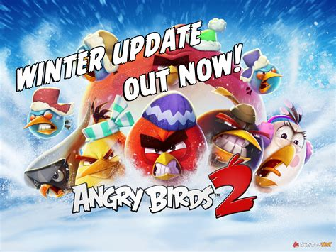 biggest ever angry birds 2 update adds a new chapter pvp