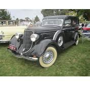 1934 Dodge DR Deluxe Sedanjpg  Wikimedia Commons