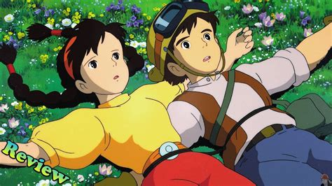 castle   sky studio ghibli anime review  youtube