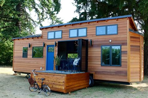 heirloom tiny homes little wonders how tiny homes have gone luxe in a big way