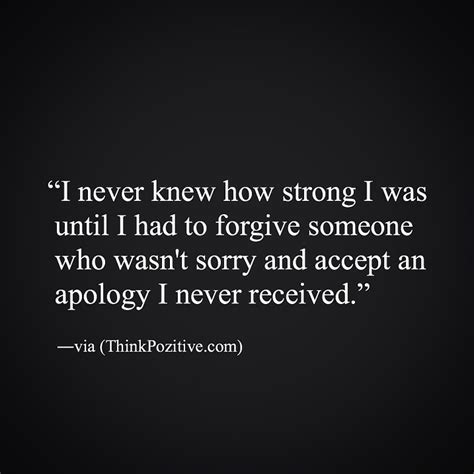 i never knew that i never knew how strong i was