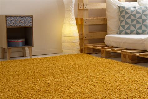 teppiche gelb shaggy langflor hochflor teppich soft touch 6