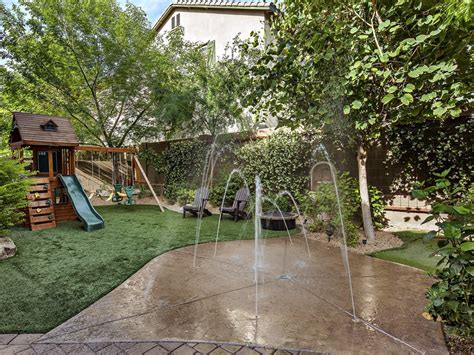 backyard splash pad cost gorgeous phoenix home for sale in fireside at desert ridge