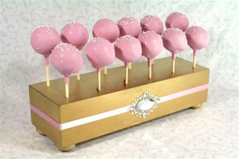 cake pop holder diy gold cake pop stand wedding cake pop holder cake pop