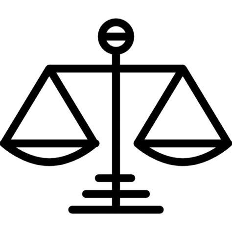 Imagenes Simbolo Justicia   s 237 mbolo de la balanza de la justicia descargar iconos gratis