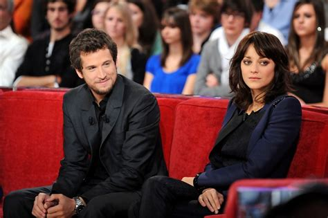 guillaume canet and wife marion cotillard and guillaume canet photos photos