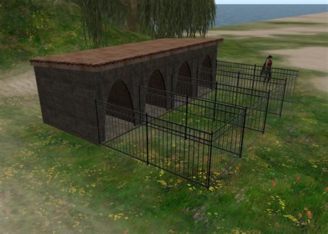 how to build a kennel second marketplace wood 4 kennel building for breedable cat