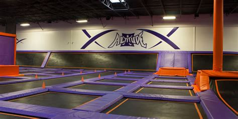 altitude   trampoline park   times