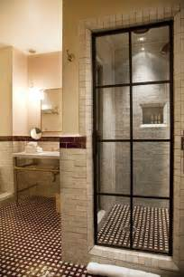 glass doors small bathroom: shower doors the floor and the doors on pinterest