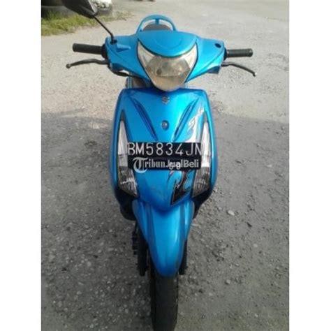 Cover Kontak Suzuki Spin Original motor matic bekas murah suzuki spin warna biru tahun 2009 mulus orisinil pekanbaru dijual