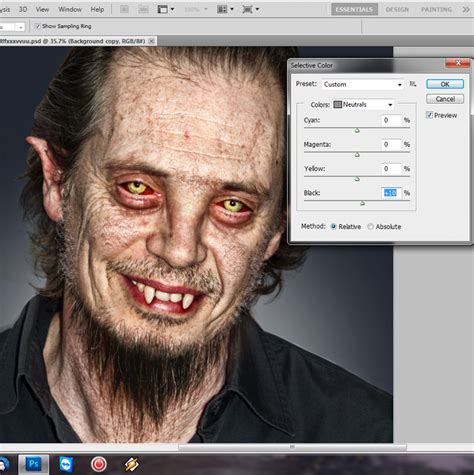 werewolf tutorial photoshop how to create a werewolf photoshop design tutorial