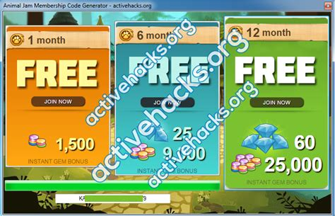 animal jam free membership codes generator 2016 animal jam codes driverlayer search engine