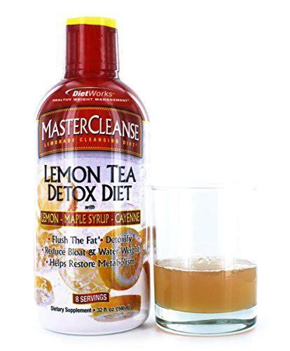 Dietworks Master Cleanse Lemon Tea Detox Diet by Dietworks Master Cleanse Lemon Tea Detox Diet 32 Fluid