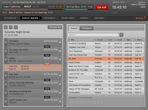 image gallery radio automation freeware
