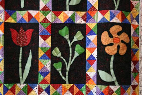 How To Make Handmade Quilts - handmade quilts at local quilt show insightful nana