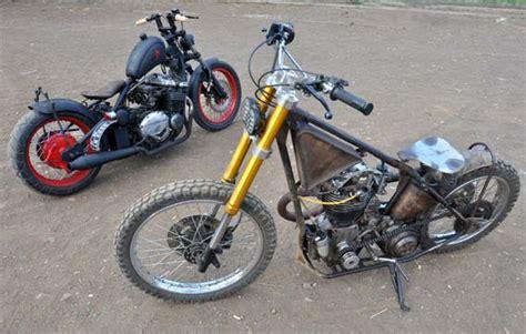 Konsep Modifikasi Motor 20 macam jenis modifikasi pada sepeda motor modifikasi