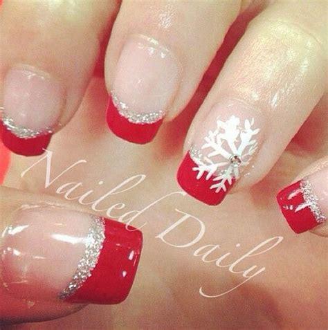 images of christmas nail art 50 fabulous christmas nail art designs random talks