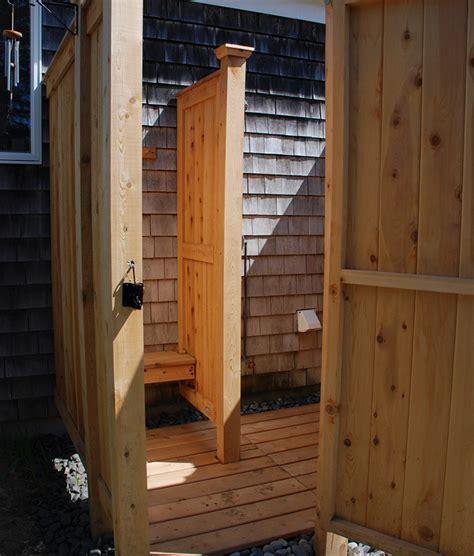outdoor shower kit video