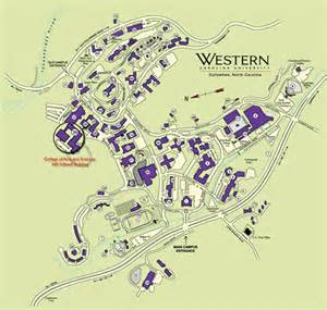 western carolina cus map pictures to pin on