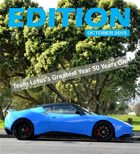 lotus nz club lotus new zealand edition 58 available for