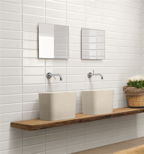 metro tiles modern bathroom other by tileflair