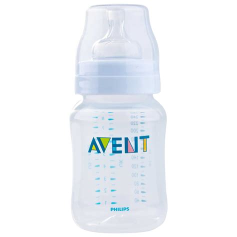 Philips Avent Bottle 260ml philips avent classic feeding bottle 260ml 4 pack big w