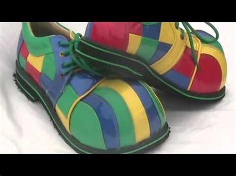 como hacer zapatos de payasos para fofucho zapatos payaso goma eva imagui