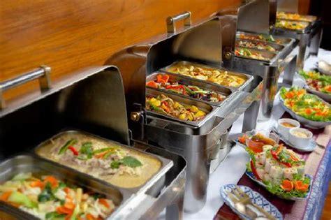 Lunch Buffet Picture Of Bangkok Garden Restaurant Buffet Lunch