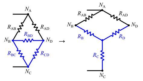 capacitor delta wye conversion delta y transformation capacitor 28 images kuliah snc by nandang wj rangkaian delta ke ye