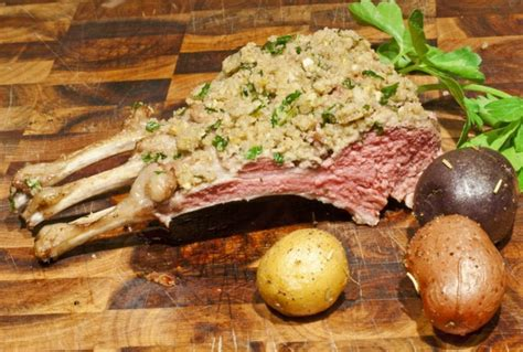 Rack Of Persillade by Ingredient Spotlight 3 Parsley Recipes Of Kosher