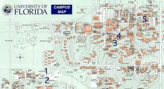 University Of Florida Map by Gallery For Gt Uf Campus Map
