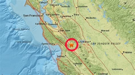 earthquake gilroy 2 small earthquakes strike near gilroy 171 cbs san francisco